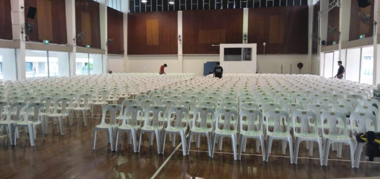 Table & Chair Rental Singapore